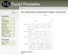 Focail Fholaithe